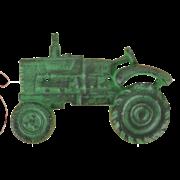 flesopener groen tractor