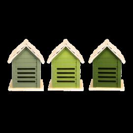lieveheersbeesthuis groen