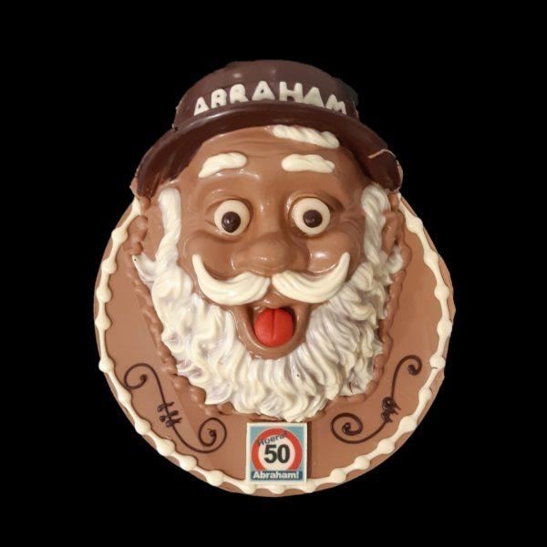 Abraham-met hoed 25,95