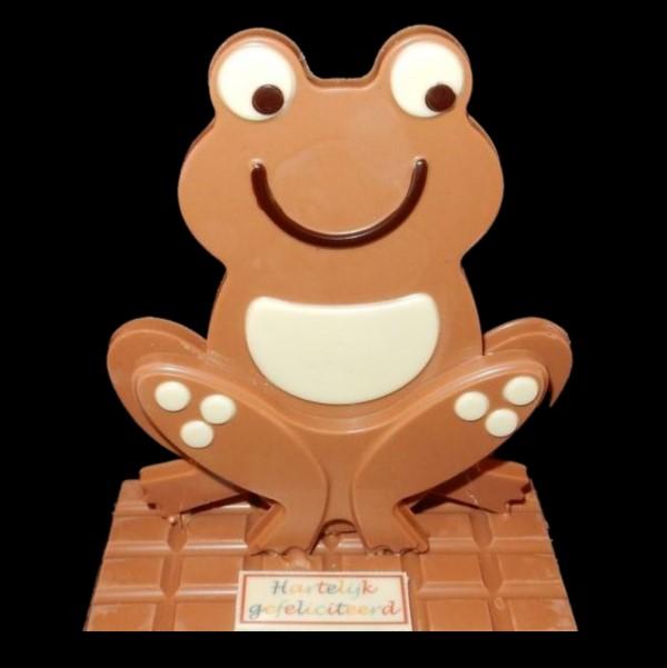 Chocolade-2d-kikker 12,95