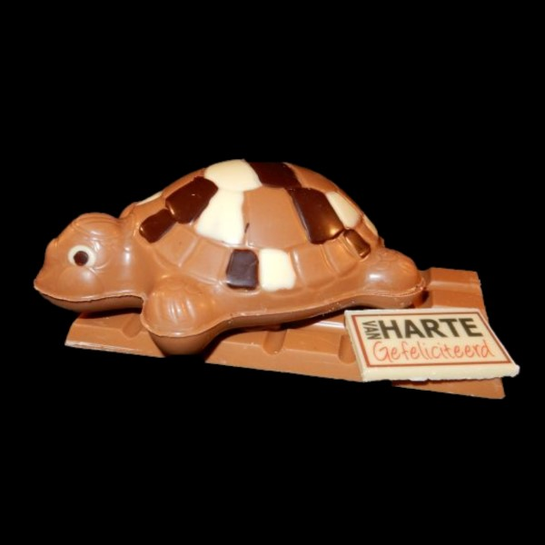 Chocolade-schildpad 10,95