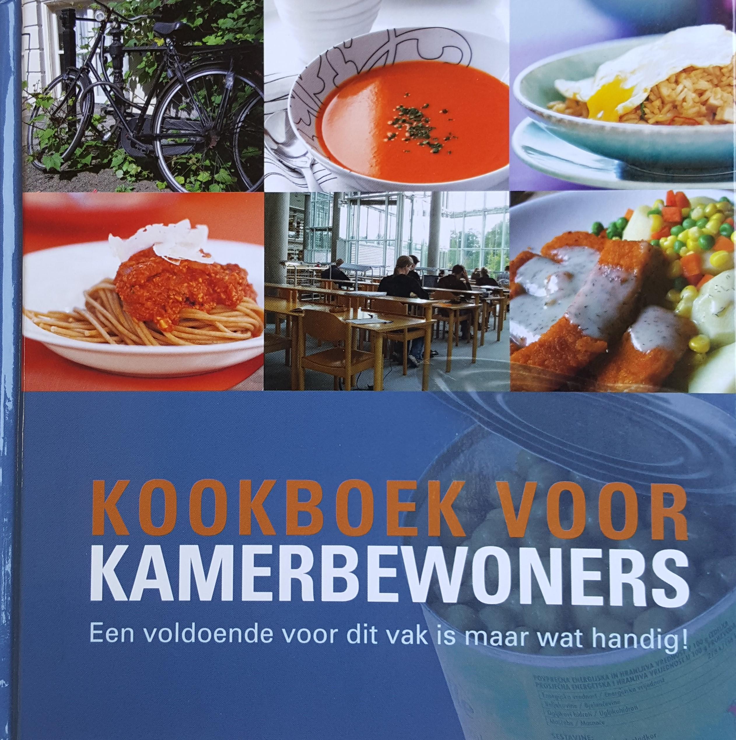 kookboek kamerbewoners