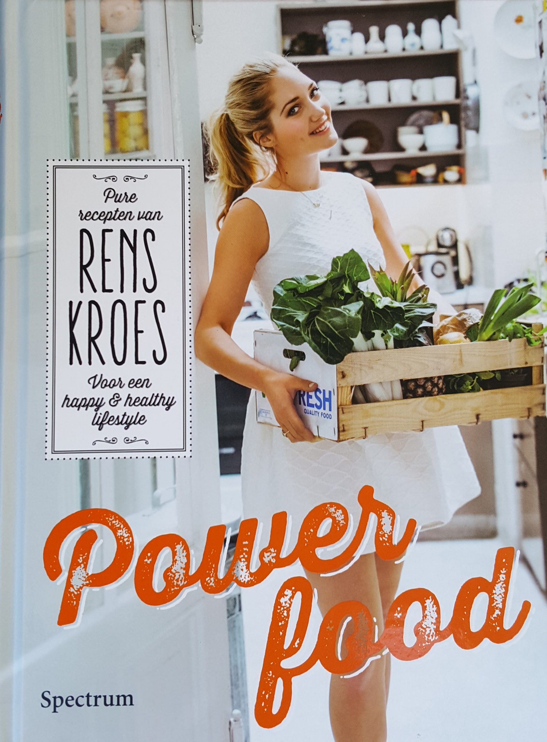 power food rens kroes 19,95