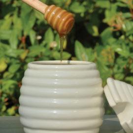 honing pot ivoor 7,50