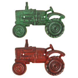 opener rood tractor